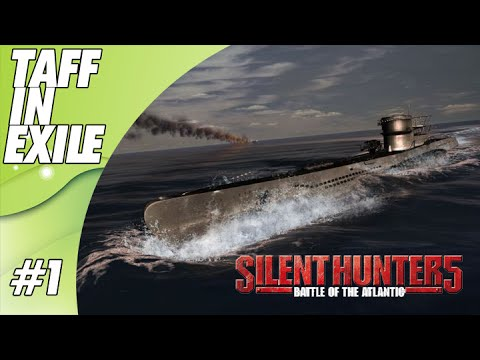 Silent Hunter 5 - Battle of the Atlantic   E1  Starting a Casual Lets Play
