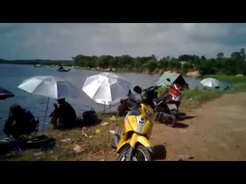 t. Clip - Câu cá hồ Sông Mây - Huyện Trảng Bom