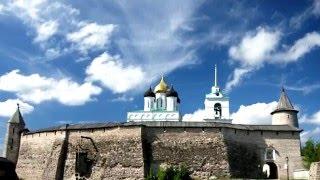 видео Псков  Достопримечательности города и окрестностей