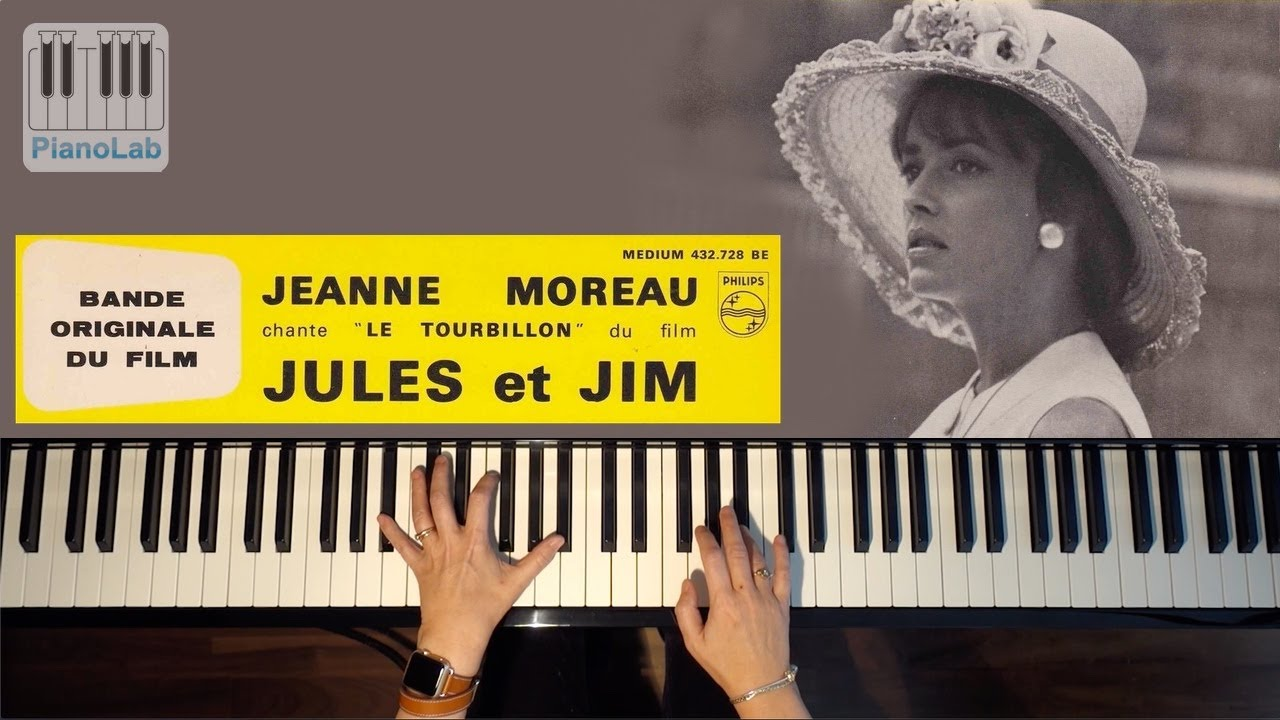 le tourbillon de la vie jeanne moreau piano cover youtube. Black Bedroom Furniture Sets. Home Design Ideas
