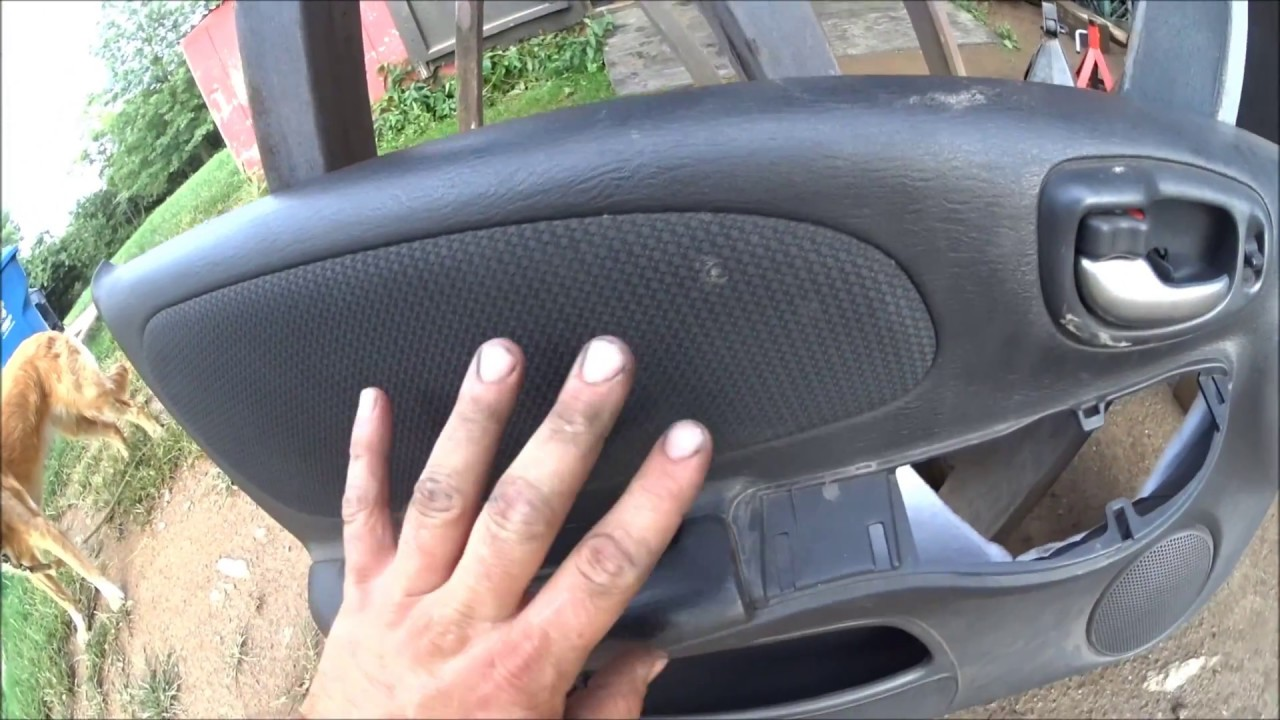 SRT4 DODGE NEON DOOR HANDLE PANNEL REPAIR AND REPLACEMENT & SRT4 DODGE NEON DOOR HANDLE PANNEL REPAIR AND REPLACEMENT - YouTube Pezcame.Com
