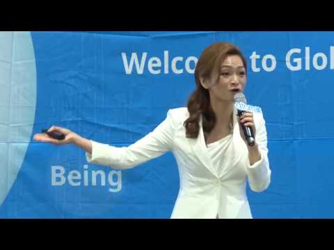 Atomy Product Lecture by Rebecca Wong Diamond Master