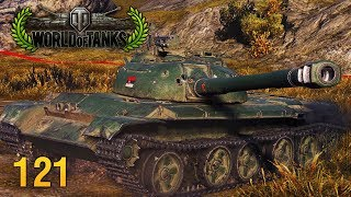 World of Tanks - 121 - 5 Kills - 10.8K Damage [Replay|HD]