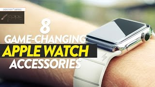 The 8 Most Desirable Apple Watch Accessories | Aspire