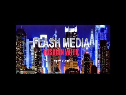 flash media fashion week