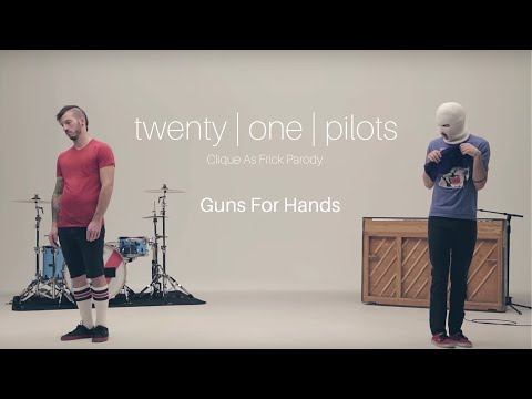 Guns For Hands//twenty One Pilots (COVER)