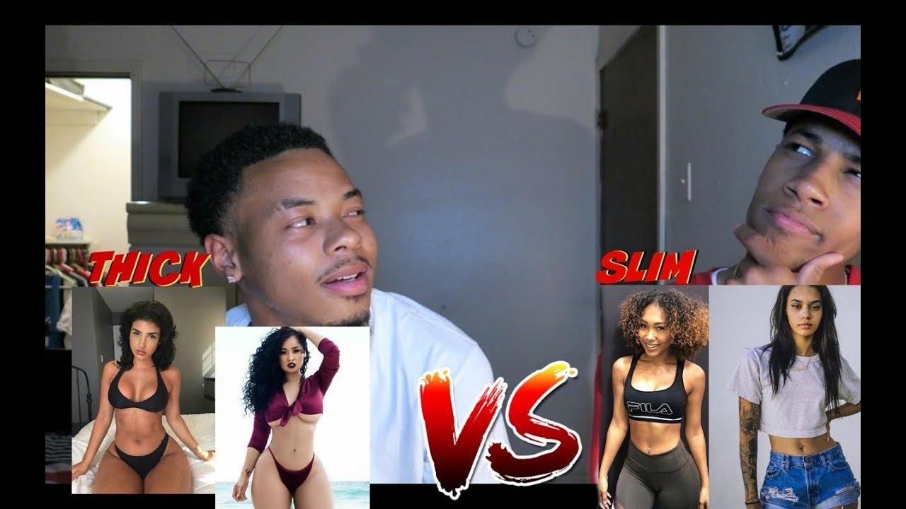Thick Girls Vs Slim Girls - Youtube-5827