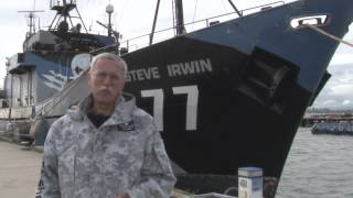 The oceans are dying, will you contribute to the $100M fund for Sea Shepherd? Philip Wollen will