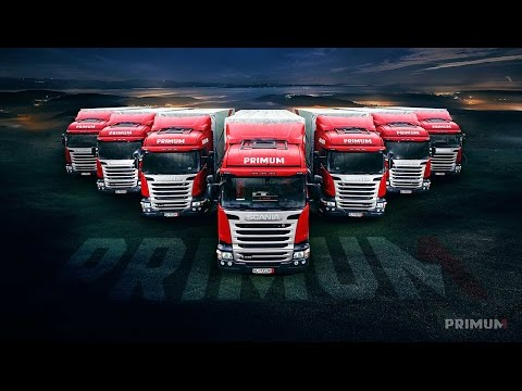 PRIMUM Group: International transportation services from Europe to CIS