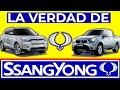 😬modelos De Camionetas Ssangyong Y Su País De Origen😬aquí Se Fabrican Los Suv Más Vendidos En Corea