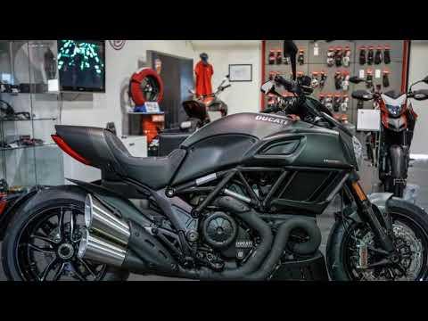 2018 Ducati Diavel Carbon