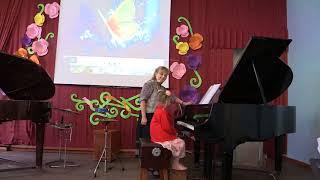 Открытый урок Бизюковой Л.Э.(фортепиано)3 часть