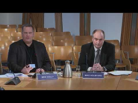 Delegated Powers and Law Reform Committee - 24 April 2018