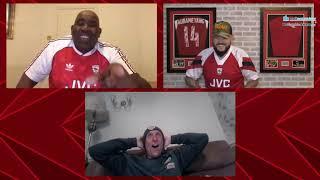 Brighton vs Arsenal | Alexandre Lacazette Scores AFTV Reaction