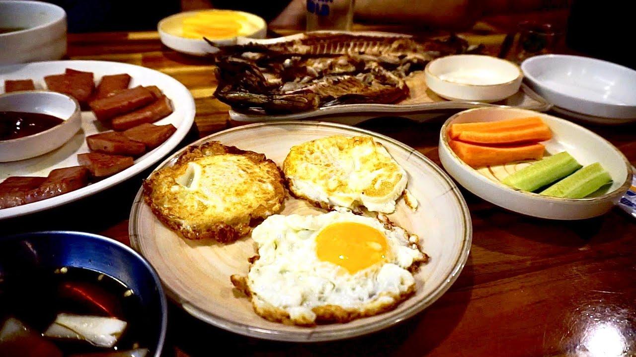 30년 넘은 포차에서 달걀 프라이 서로 먹겠다고 싸우는 우릴 보신 이모님의 반응은? (대명동에서 현재의 대봉동까지 30년 넘은 단골이 있는 곳)