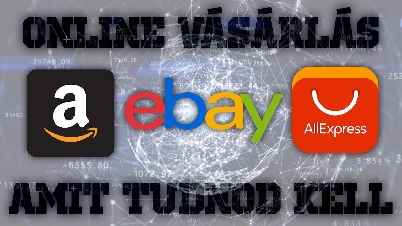 dd739639f9 Vásárlás Online Külföldről - Amazon, Ebay, AliExpress - YouTube