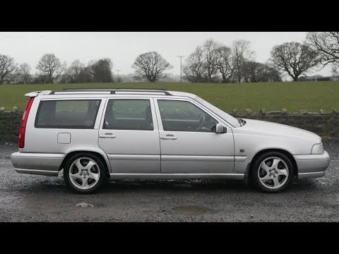 I've bought a Volvo. (V70 T5)