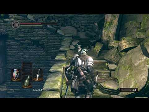 Dark Souls Noob - Moonlight ButterFly Deleted Scene - Fail