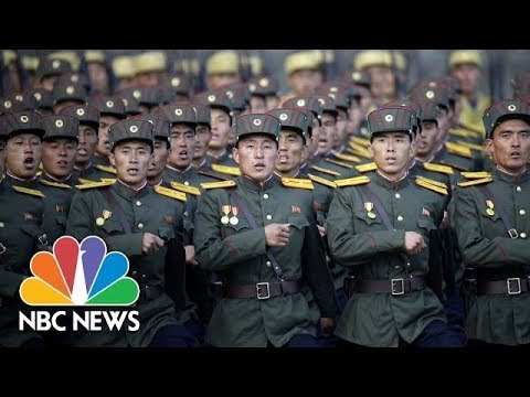 North Korea's Nuclear Weapons Program: A Timeline | NBC News