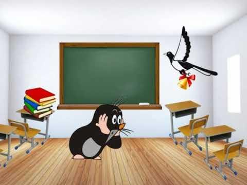 Лесная школа сказка мультфильм