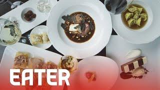 Lincoln Ristorante, Winter 2014 - 60 Second Tasting Menu
