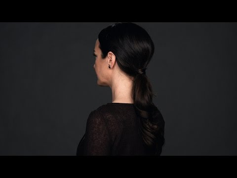 Red Carpet Hairstyles: Low Wrapped Ponytail Tutorial
