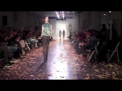 Daniel Vosovic NY Fashion Week