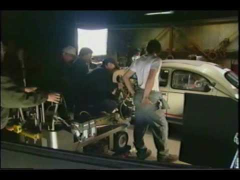 Herbie Fully Loaded Behind The Scenes B-Roll Footage. The Love Bug Lindsay Lohan