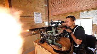 Remington870 サボットスラッグの命中精度