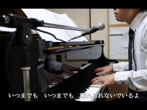 【弾き語り】Oh My Little Girl---尾崎豊  ピアノ・唄---大和響