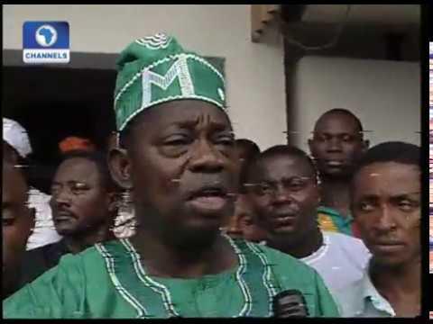Download Throwback: ChannelsTV CEO Interviews M.K.O Abiola