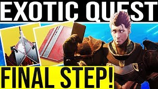 """Destiny 2 Weekly Reset! EXOTIC QUEST FINAL STEP!  (Double Astro A40 TR Mixamp """"PRO"""" Give Away!!!)"""