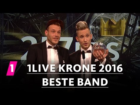 Beste Band: 257ers | 1LIVE Krone 2016