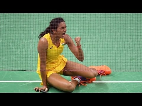 Indian Open Super Series 2017: PV Sindhu outclasses Saina Nehwal