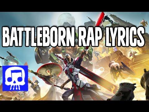 "Battleborn Rap LYRIC VIDEO by JT Music - ""Born to Battle"""