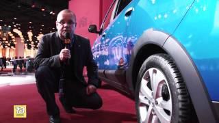 видео Новинка Рено на Парижском автосалоне