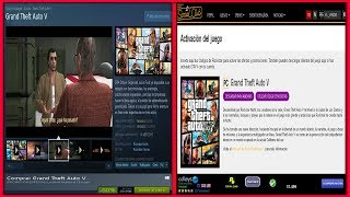 VENTAJAS & DESVENTAJAS DE COMPRAR GTA 5 PARA SOCiAL CLUB O STEAM!!!