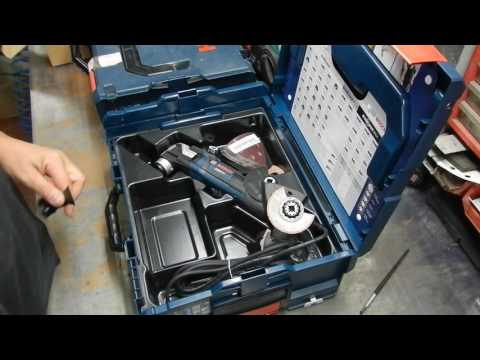 Видео обзор: Резак универсальный BOSCH GOP 55-36