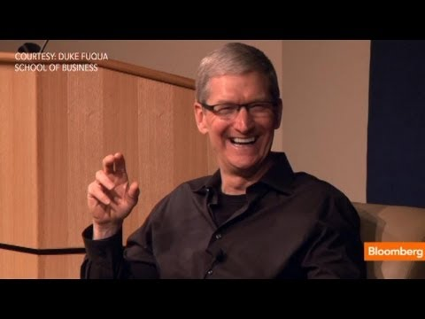 Tim Cook: Why I Decided to Take Apple CEO Job