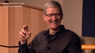 Apple CEO Tim Cook, From YouTubeVideos