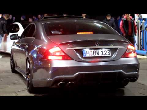 custom 500 hp mercedes benz cls 55 amg prior design. Black Bedroom Furniture Sets. Home Design Ideas