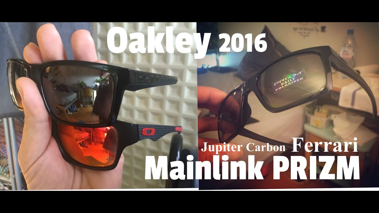 6308779060 Oakley Mainlink PRIZM Daily Polarized Review   PRIZM 2016 Unboxing ...