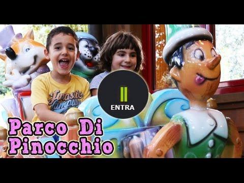 Parco di Pinocchio a Collodi in Toscana, idea weekend con bambini