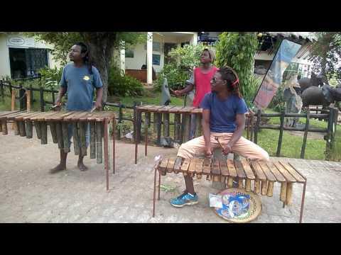 Zimbabwe Marimba Group