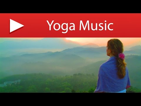 1 Hour Yoga Music for Yoga Asanas: Ambient Chillout Relaxing Music