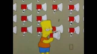 Bart's Megaphone Testing