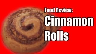 Food Review: Pillsbury Flaky Supreme Cinnamon Rolls