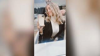 María Pombo recibe al 2020 con nuevo peinado