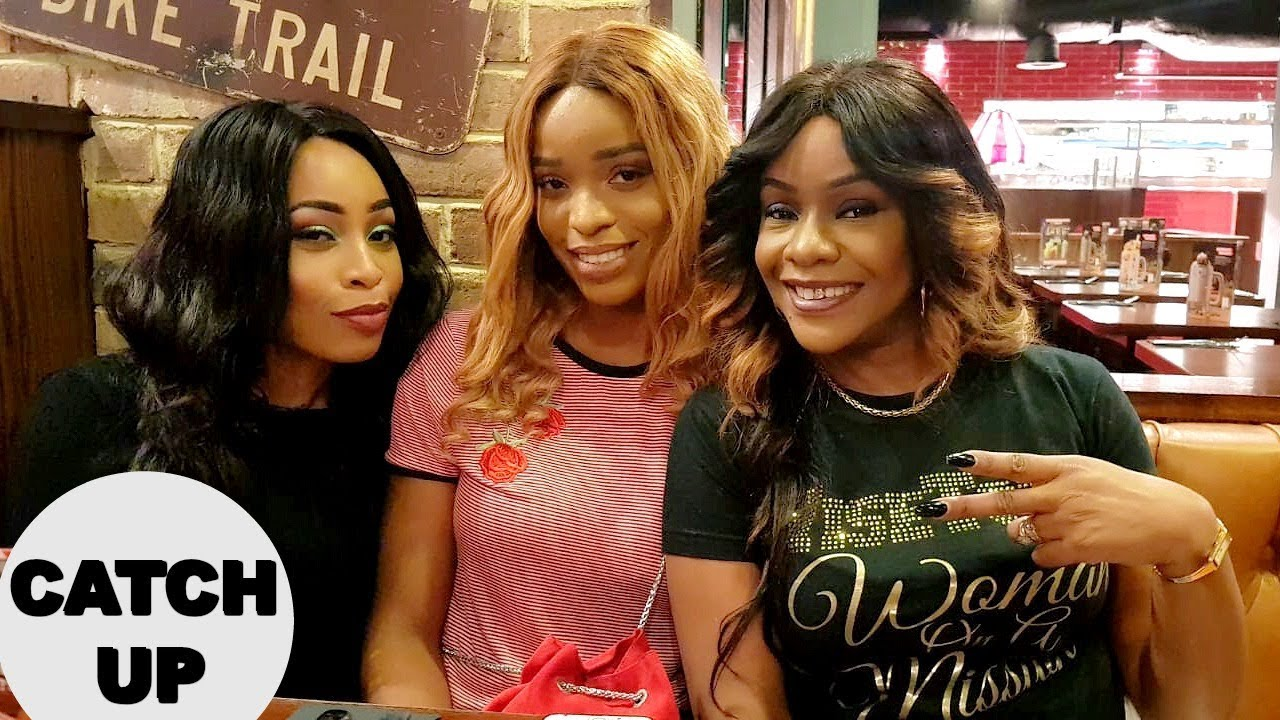 CATCH UP with WiseTola and Kugo | Good friendship, bad Hair day, Makeup & more | ANGEL UCHE