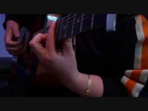 aerosmith-cryin-short guitar cover BY ME :)